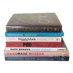 Image of Mid-Century Decor Books - Set of 7
