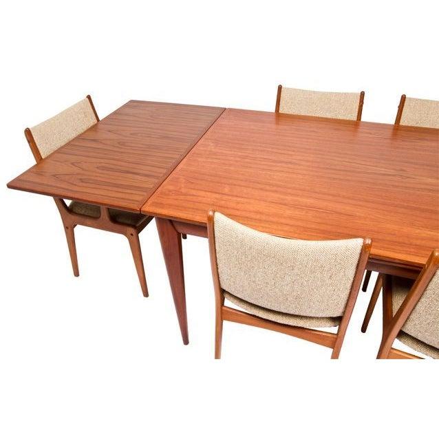 Image of Niels O. Møller Danish Modern Teak Dining Table