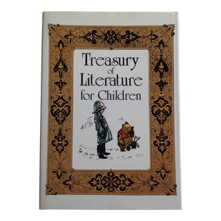 Vintage 'Treasury of Literature for Children'