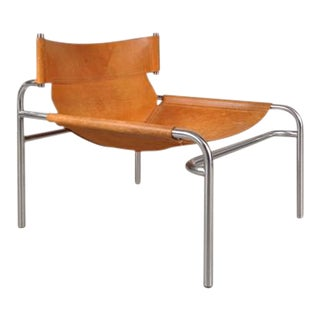 "Lounge Chair ""sz12"" by Walter Antonis for Spectrum, Netherlands, circa 1970"