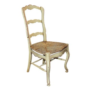 Country French Style Ladderback Chair