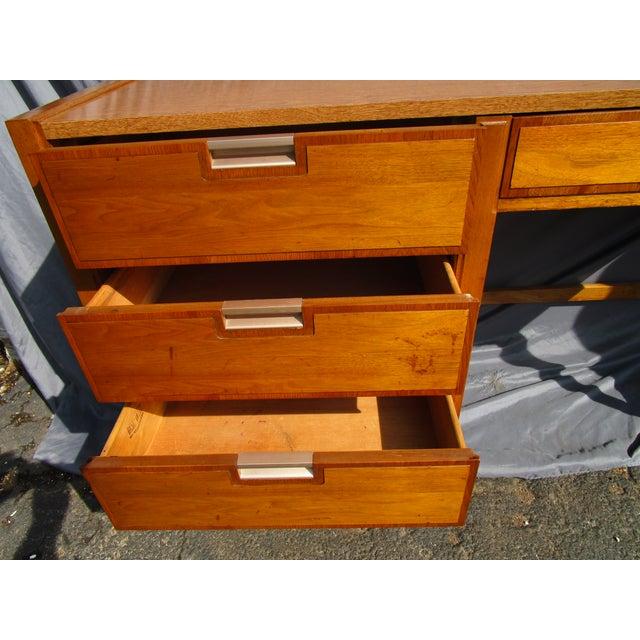 Basic Witz Mid Century Desk - Image 3 of 5