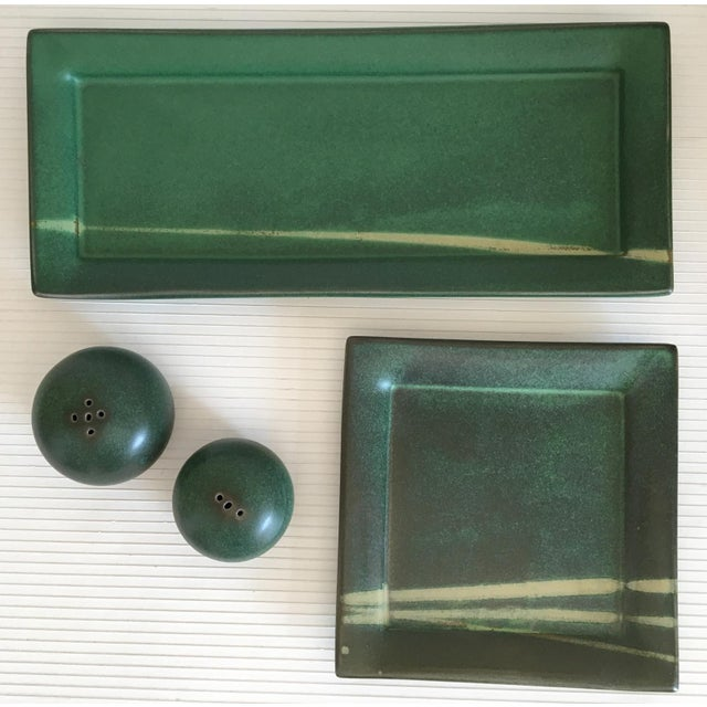 Northern Clay Center Earthenware Pottery Set - Set of 4 Pieces - Image 2 of 9
