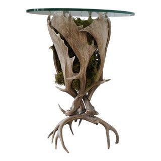 Elk Antler Table