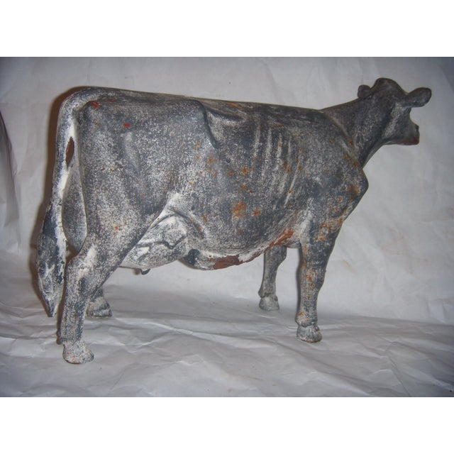 Cast Iron Cow - Image 3 of 11