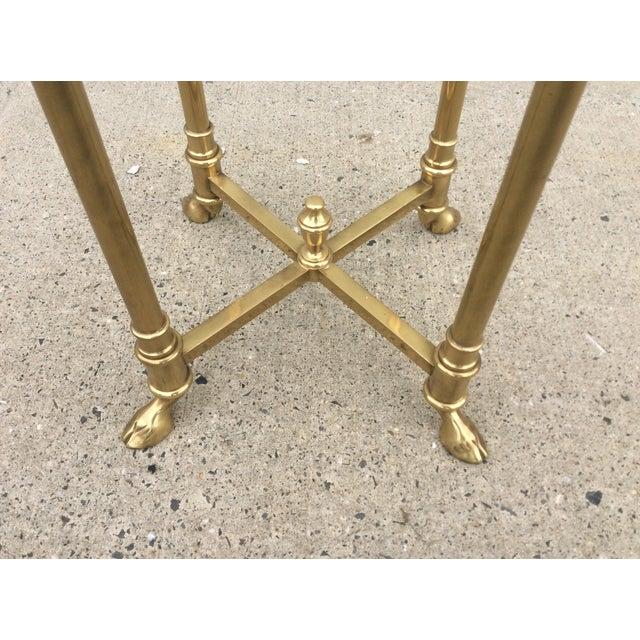 La Barge Italian Brass Pedestal - Image 6 of 11
