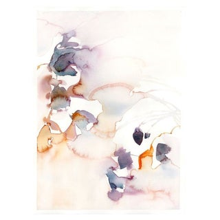 Watercolor Abstract Flora - Erstwhile