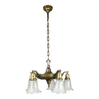 Original Pan Light Fixture (5-Light)