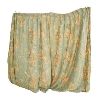 """Bird of Paradise"" Panel Curtain Drapes - a Pair"