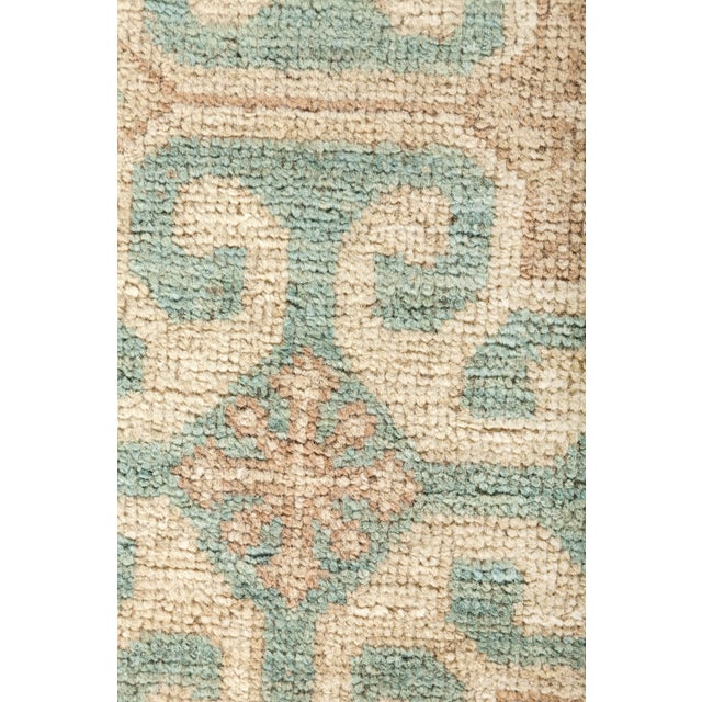"New Khotan Hand-Knotted Rug - 9' 10"" X 13' 9"" - Image 3 of 3"