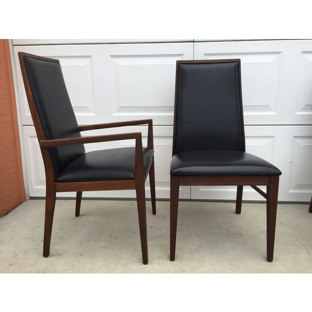Milo Baughman Dillingham Dining Chairs - Set of 4 - Image 4 of 11