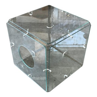 Gerald McCabe Cube Table