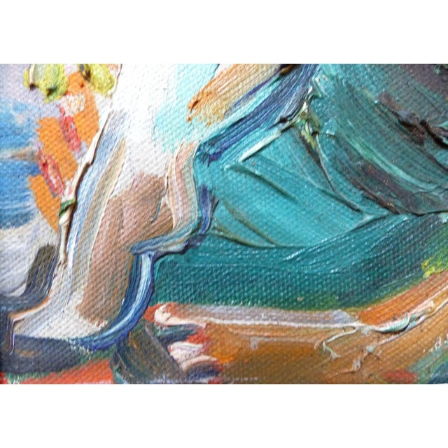 Mid-Century Nudes Oil Painting - Robert Blanchard - Image 3 of 9