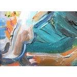 Image of Mid-Century Nudes Oil Painting - Robert Blanchard