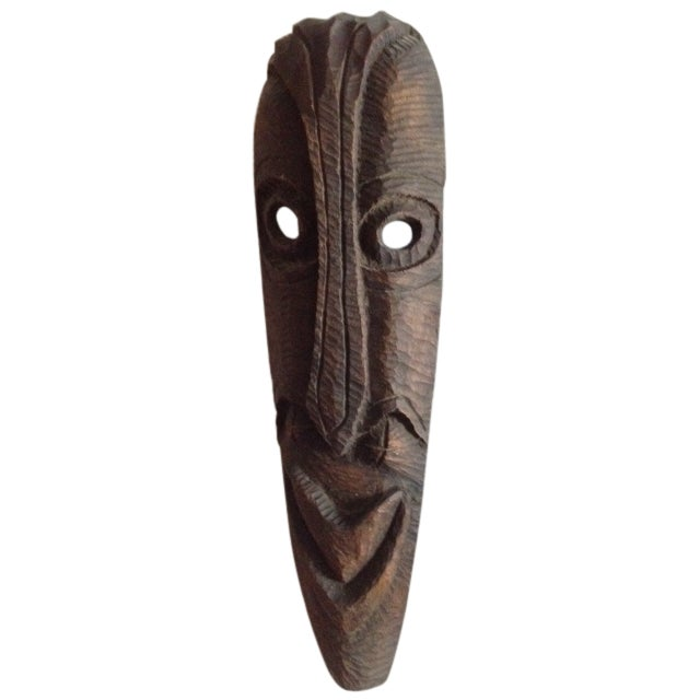 Image of Mid-Century Tiki Mask