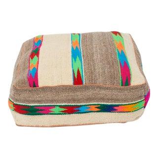 Moroccan Striped Floor Cushion