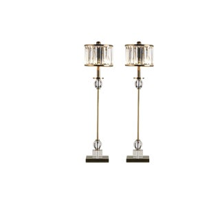 Parfait Table Lamps - A Pair