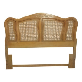 French Provincial Queen Size Headboard