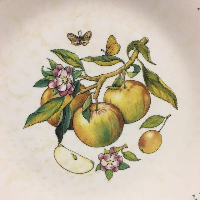 Italian Tre Ci Fruit Plates - Set of 6 - Image 5 of 11