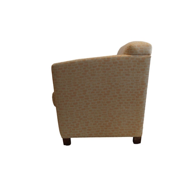 Image of Mid-Century Modern Clay McLaurin Fabric Chair