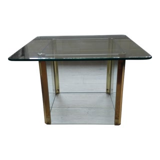 All-Around Glass Table