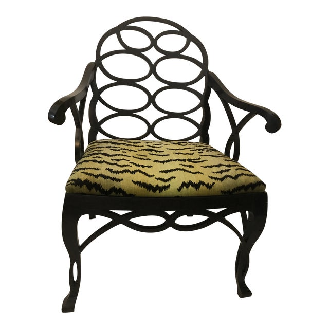 """Truex American Furniture """"Loop Chair"""" - Image 1 of 4"""