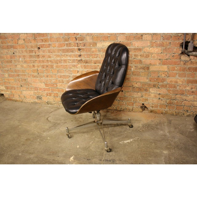 George Mulhauser Plycraft Bentwood Chair - Image 3 of 5