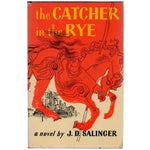 """Image of 1950s """"The Catcher in the Rye"""" Hardcover Book by J. D. Salinger"""