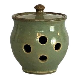 Carolina Pottery Potpourri Bowl