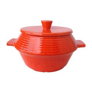 California Pottery Lidded Soup Tureen