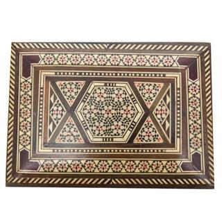 Boho Chic Syrian Mosaic Box