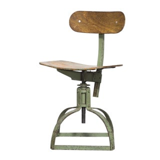 French Bienaise Drafting Chair