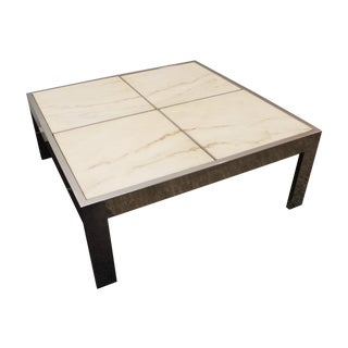 Mid-Century Modern Leon Rosen Coffee Table