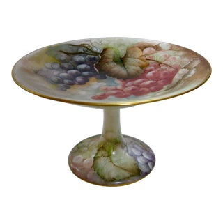 Hand Painted Rosenthal Compote Fruit Bowl