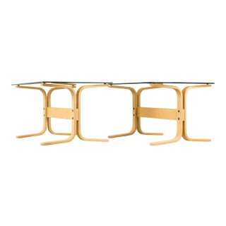 "Westnofa ""Siesta"" Side Tables - A Pair"