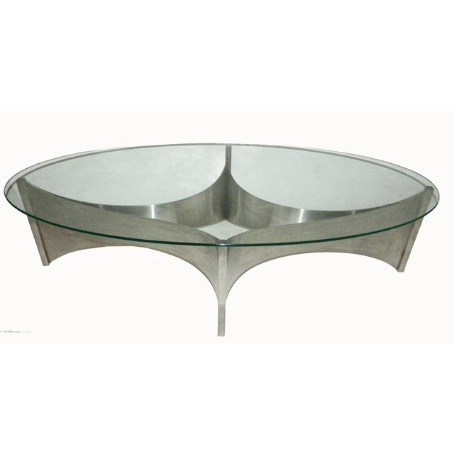 """Maison Charles """"Voiles"""" Coffee Table - Image 1 of 5"""