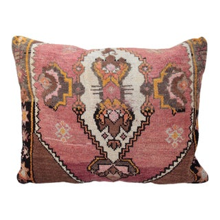 Turkish Rug Pillow Cover