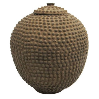 Burkina Faso Lobi Pot