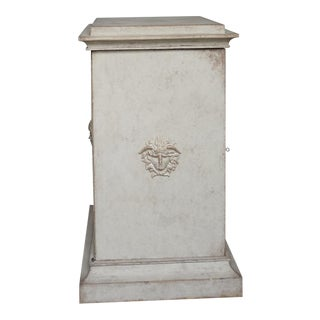 Neoclassical Columnar Cabinet (#51-05)