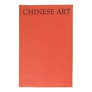 "Roger Fry ""Chinese Art"" Book"
