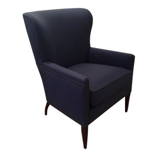Hickory Chair Samuel Wing Chair