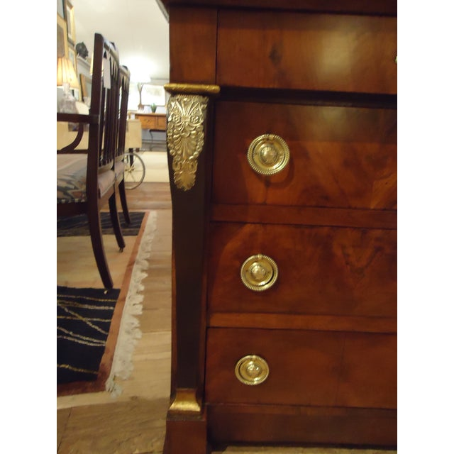 Image of 19th Century Petite Empire Dresser