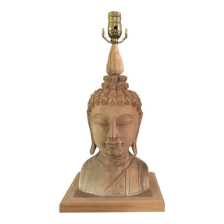 Thai Goddess Table Lamp