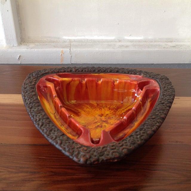 Mid-Century Ceramic Ashtray - Image 3 of 8