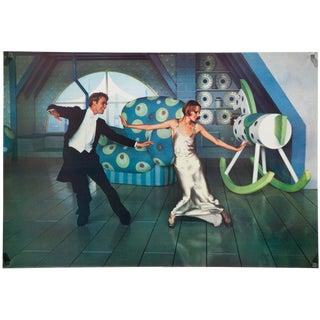 """1971 Vintage """"The Boyfriend"""" Movie Poster"""