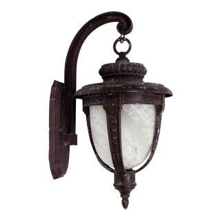 Cast Aluminum Exterior Lantern