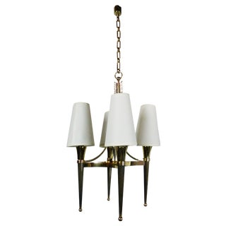 Vintage Andre Arbus Arrow Chandelier