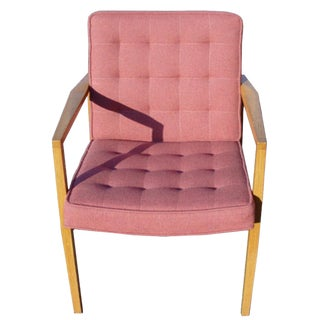 Knoll Vincent Cafiero Rose Lounge Chair