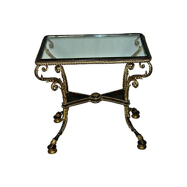 Image of Rococo-Style Side Table, Style of François Linke