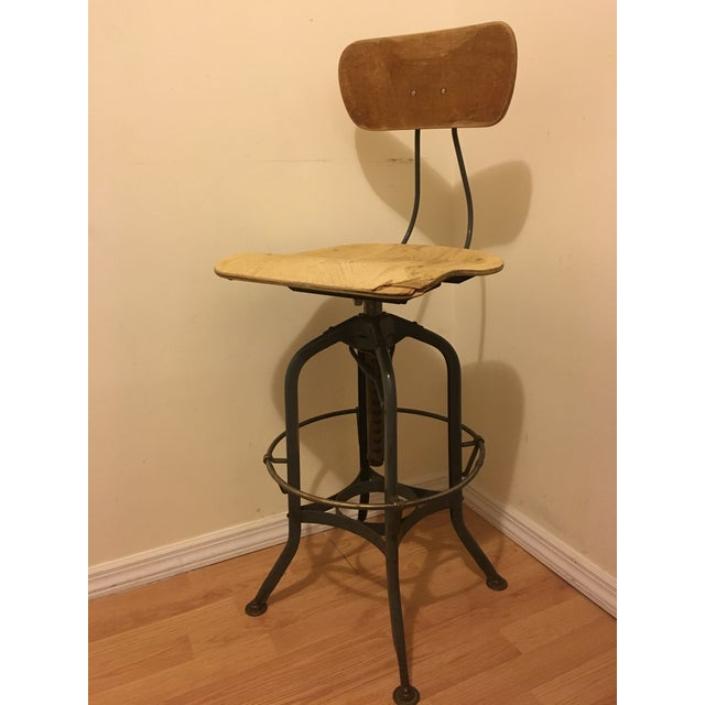 Image of Toledo Metal Bar Stool